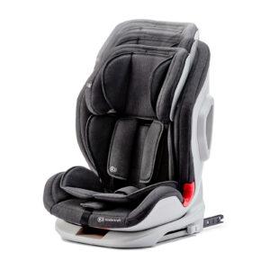Kinderkraft ONETO3 black auto sedište 9-36kg ISOFIX