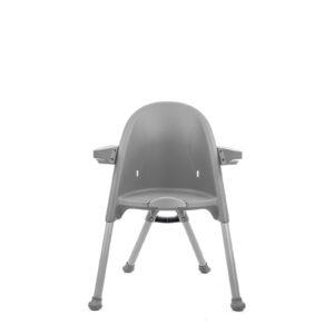 Kinderkraft PINI grey hranilica stolica za hranjenje