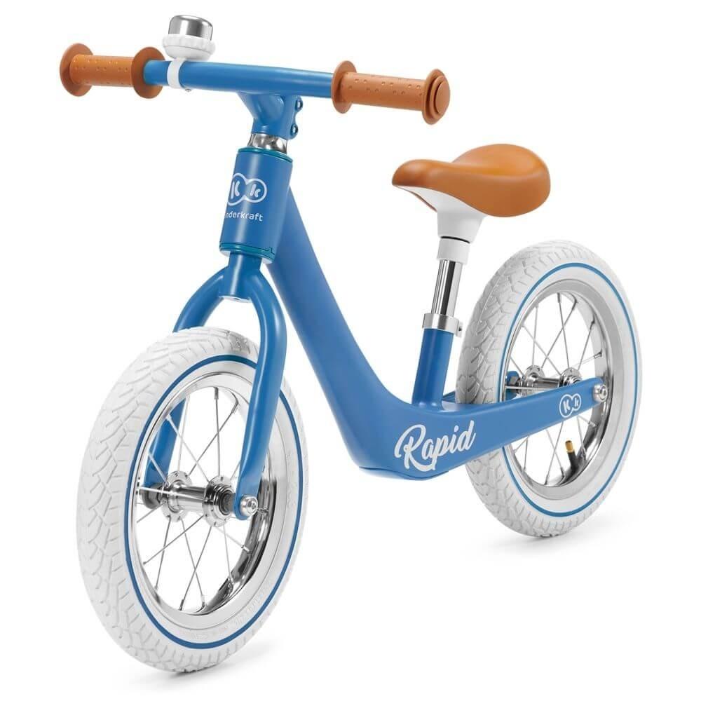 Kinderkraft RAPID blue-sapphire balans bicikl