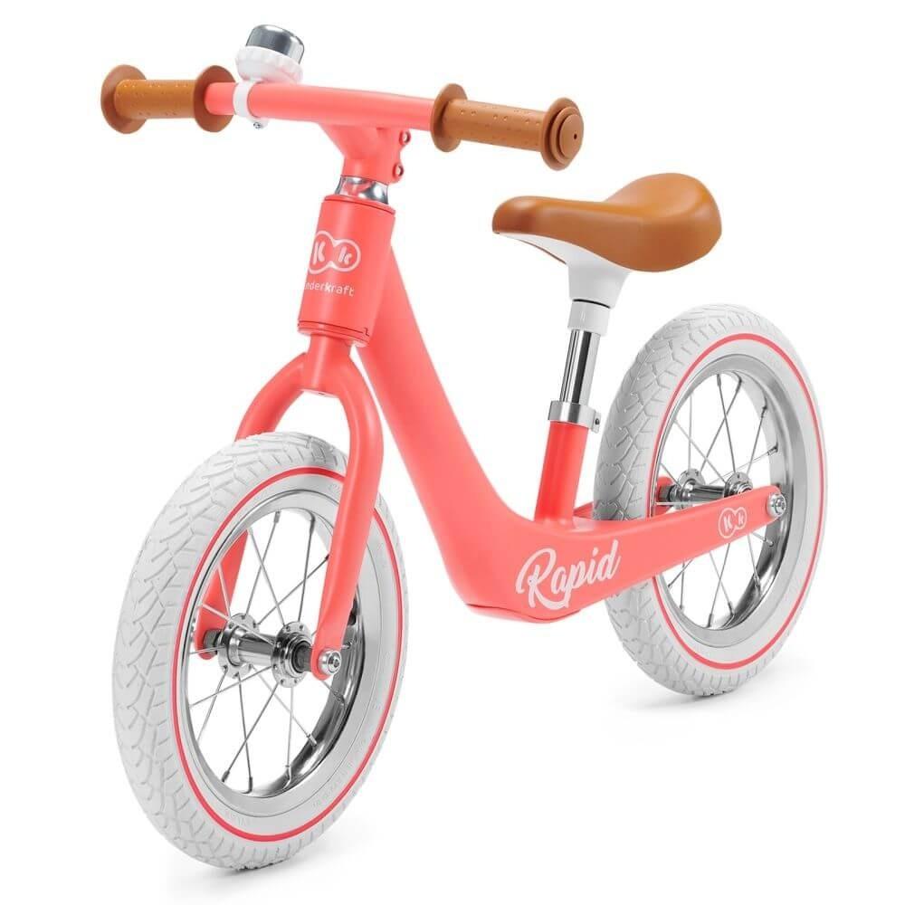 Kinderkraft RAPID magic-coral balans bicikl