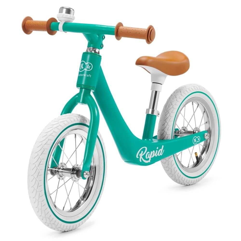 Kinderkraft RAPID midnight-green balans bicikl