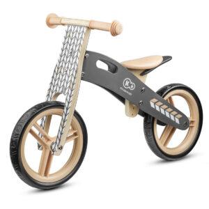 Kinderkraft Runner NATURE drveni balans bicikl guralica