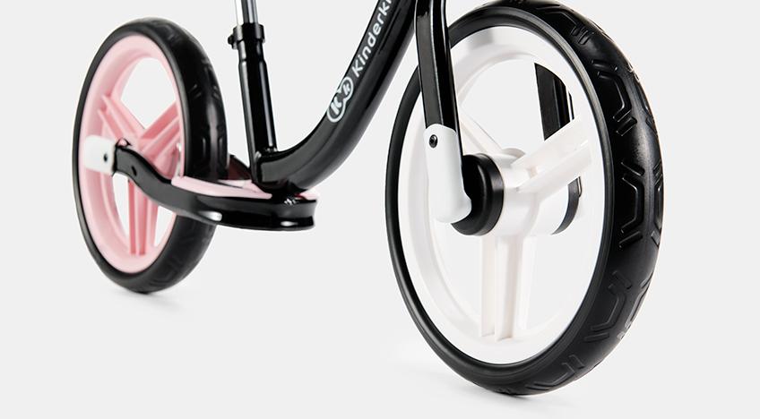 Kinderkraft SPACE pink dečiji bicikl guralica, neprobušive gume