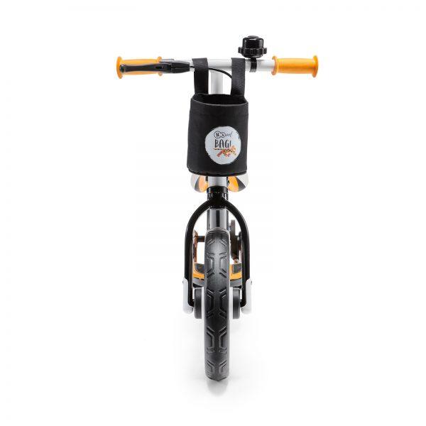 Kinderkraft SPACE orange dečiji bicikl guralica