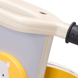 Kinderkraft UNIQ honey balans bicikl guralica detalj3