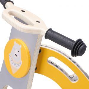 Kinderkraft UNIQ honey balans bicikl guralica detalj4