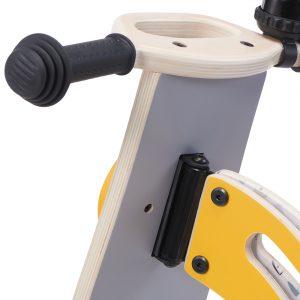 Kinderkraft UNIQ honey balans bicikl guralica detalj6