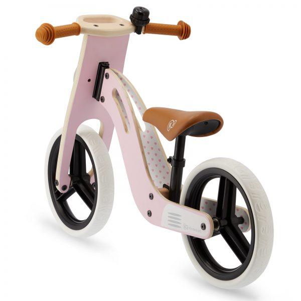 Kinderkraft UNIQ Pink balans bicikl guralica