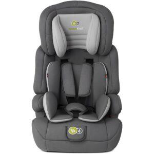Kinderkraft auto sedište COMFORT UP sivo