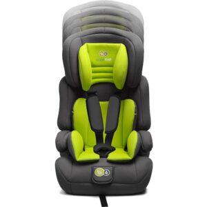 Kinderkraft auto sedište COMFORT UP zeleno podešavanje visine naslona za glavu