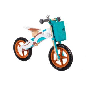 Kinderkraft drveni balans bicikl Runner ADVENTURE
