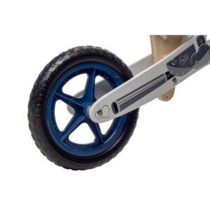 Kinderkraft drveni balans bicikl Runner MOTORCYCLE točak