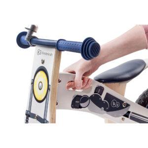 Kinderkraft drveni balans bicikl Runner MOTORCYCLE ručka