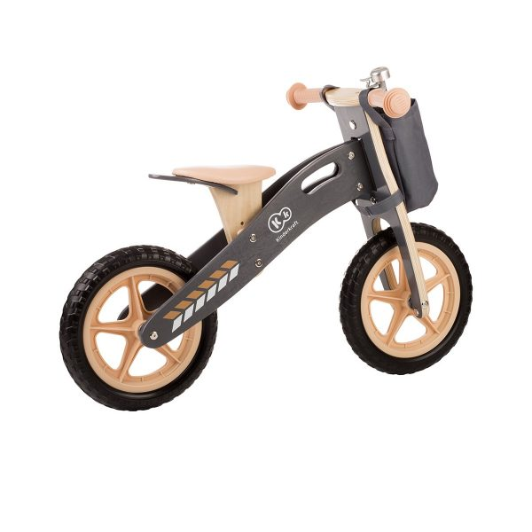 Kinderkraft drveni balans bicikl Runner NATURE