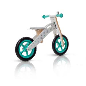 Kinderkraft drveni balans bicikl Runner STARS