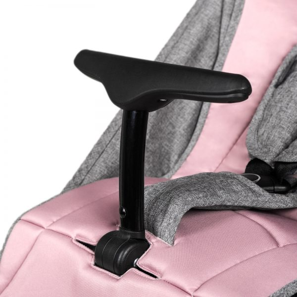 Kinderkraft kišobran kolica LITE roze ručke