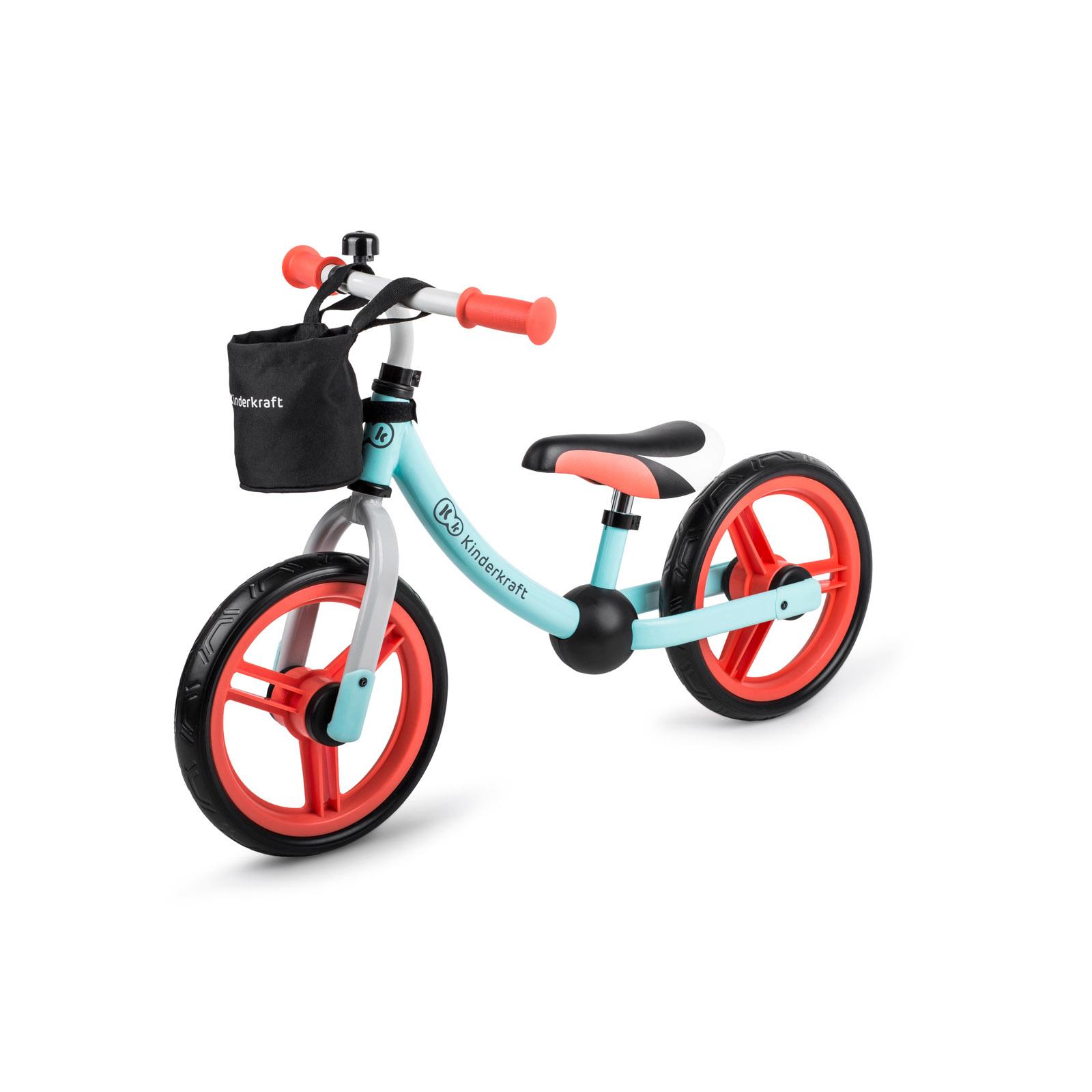 Kinderkraft metalni bicikl 2WAY NEXT mint