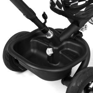 Kinderkraft tricikl AVEO korpa