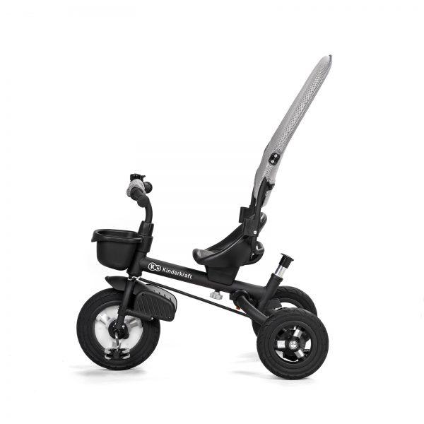 Kinderkraft tricikl AVEO alu ram