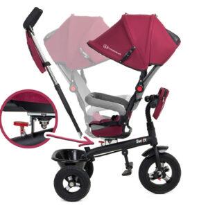 Kinderkraft tricikl SWIFT crveni