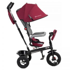 Kinderkraft tricikl SWIFT crveni