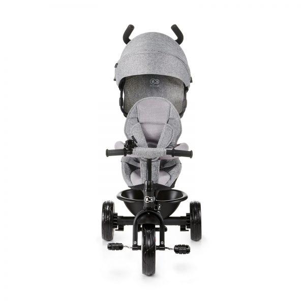 Kinderkraft tricikl guralica ASTON grey