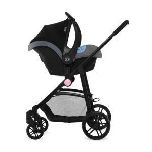 Kinderkraft JULI denim 3u1 kolica za bebe