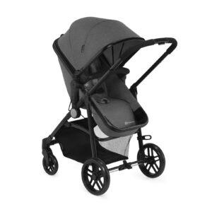 Kinderkraft JULI grey 3u1 kolica za bebe