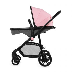 Kinderkraft JULI pink 3u1 kolica za bebe