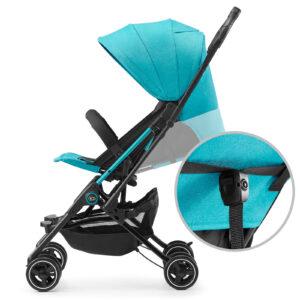 Kišobran kolica Kinderkraft MINI DOT turquoise