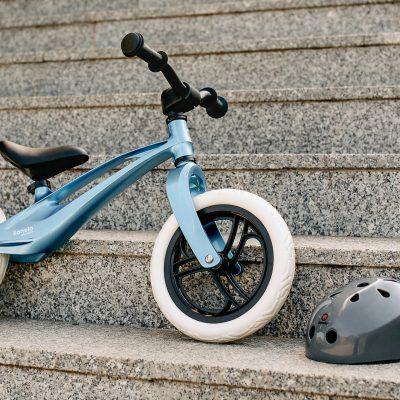 Lionelo BART Sky blue balans bicikl, učenje vožnje bicikla