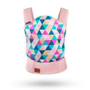 Kinderkraft kengur nosiljka NINO roze