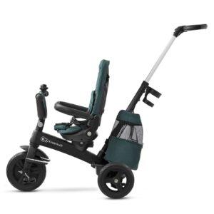 Tricikl Kinderkraft EASYTWIST midnight green