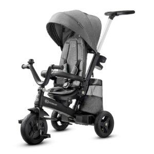 Tricikl Kinderkraft EASYTWIST platinum grey