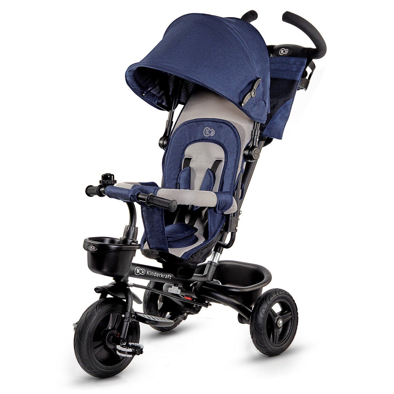 Tricikl guralica Kinderkraft AVEO blue