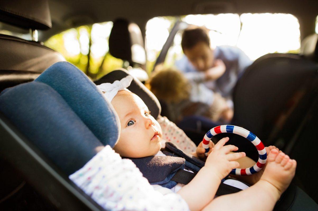 10 najčešćih grešaka u korišćenju auto sedišta