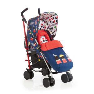 Cosatto kišobran kolica za bebe SUPA Britpop