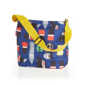 Cosatto kišobran kolica za bebe SUPA Britpop, torba za presvlačenje