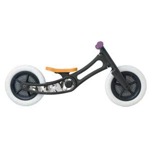 Wishbone 3 u 1 dečiji bicikl Recycled Edition, sklopljen kao bicikl sa nalepnicama