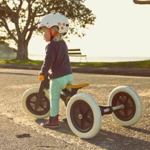 Wishbone 3 u 1 dečiji bicikl Recycled Edition, sklopljen kao tricikl
